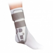 Thuasne Ligacast Ankle Support With Gel Pads