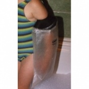 LimbO Child Full Arm Plaster Cast and Dressing Protector