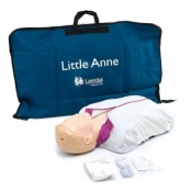 Little Anne CPR Manikin with Softpack