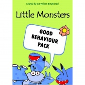 Taming Little Monsters Good Behaviour Activity Pack