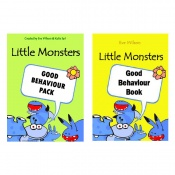 Taming Little Monsters Good Behaviour Book and Activity Saver Pack