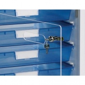 Locking Door for Sunflower Medical Vista 15 Extra Low Level Trolleys