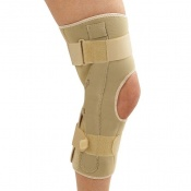 Long Hinged Knee Wrap