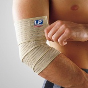 LP Elasticated Elbow Wrap