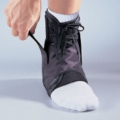 LP Neoprene Elite Ankle Brace