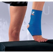 LP Neoprene Ankle Support with Straps