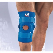LP Neoprene Hinged Knee Support with Vertical Buttress