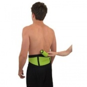 4D Flex Airflow Back Support with Lumbar Roll