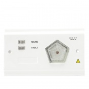 Main Alarm Controller/Indicator for the Disabled Toilet Alarm System