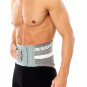 Donjoy Male Elastic Knitted Back Support