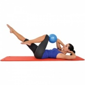Mambo Max Pilates Soft Over-Ball
