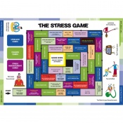Managing Stress Educational Board Game