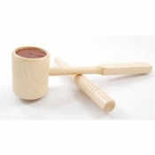 Manaka Wooden Acupuncture Hammer