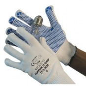 Polyco Matrix D Grip Seamless Knitted Safety Gloves (144 Pairs)