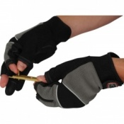 Mechanics Handling Gloves - 2 Fingers Enclosed
