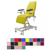 Medi-Plinth Hydraulic Single Leg Phlebotomy Chair