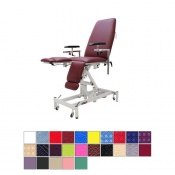 Medi-Plinth Hydraulic Split-Leg Phlebotomy Chair