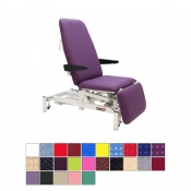 Medi-Plinth Non-Tilting Single Leg Podiatry Chair