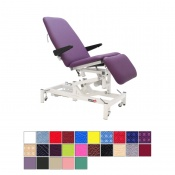 Medi-Plinth Tilting Single Leg Podiatry Chair