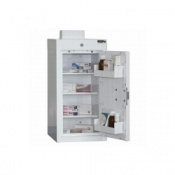 Medicine Cabinet with 3 Shelves and 2 Trays