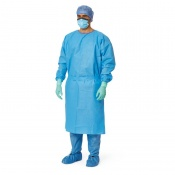 Medline AAMI Level 3 Isolation Gown (Pack of 50)