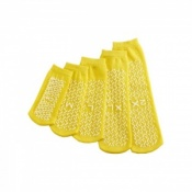Medline Fall Prevention Slipper Socks