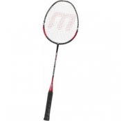 Megaform Silver Badminton Racket