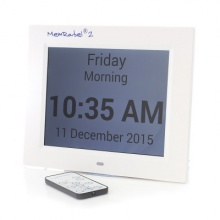 MemRabel 2 Audio/Visual Dementia Care Alarm