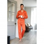Men's Warming Anti-Microbial Copper Pyjamas