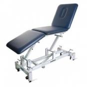 Metron Elite 7 Section Motorised Treatment Table Sports