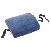 Mobilease Seat Back Support Memory Foam Cushion