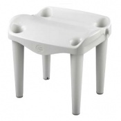 Moen Home Care Glacier Stackable Shower Stool