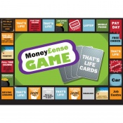 Money Sense Educational Board Game