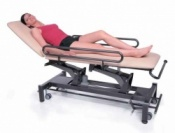 Montane Dolomites 2 Section Treatment Table With Side Rails