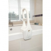 Moulded Bath Tub Grab Rail