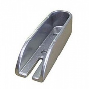Metal Moxa Scoop