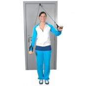 MSD-Band Shoulder Door Pulley with Hand Supports