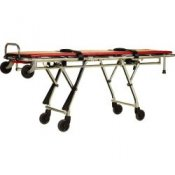 Multilevel Stretcher Removal Trolley