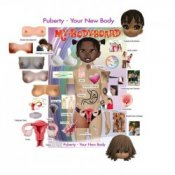 Puberty For Girls: You & Your New Body Magnetic Teaching Pack