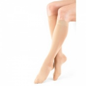 Neo G Knee High Compression Hosiery with Closed Toe