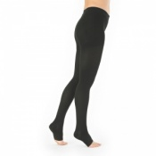 Neo G Pantyhose Compression Hosiery with Open Toe