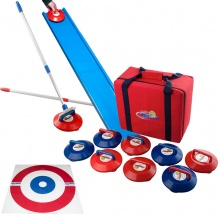 New Age Kurling Indoor Curling Gold Bundle