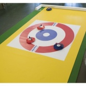 New Age Kurling Vinyl Mat