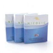 Nicocig V1 Electronic Cigarette High Strength Menthol Refill Cartridges