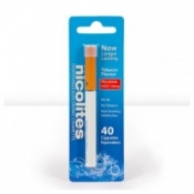 Nicolites Disposable Electronic Cigarette 40 Tobacco
