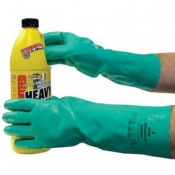 Polyco Nitron Gauntlet Chemical Resistant Safety Glove (120 Pairs)