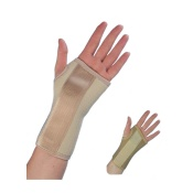 One Piece Short Wrist Brace