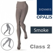 Sigvaris Opalis Class 2 Smoke Compression Tights