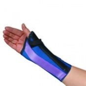 Paediatric Elastic Wrist Brace with Thumb Support