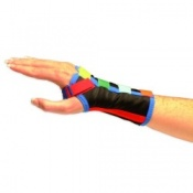 Paediatric Lycrafleece Wrist Splint